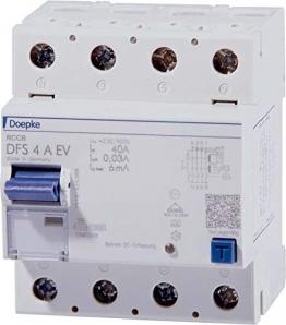 Doepke FI-Schalter Typ A EV