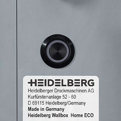 heidelberg home eco bedienung