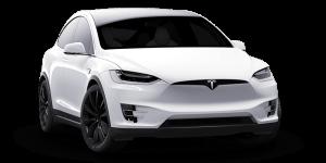 Tesla model X wallbox
