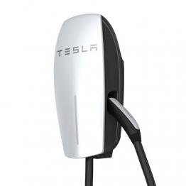 tesla wallbox wall connector