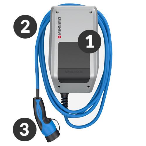 Mennekes AMTRON Compact 11 C2 bedienung