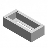 abl metallsockel 10cm eMC2