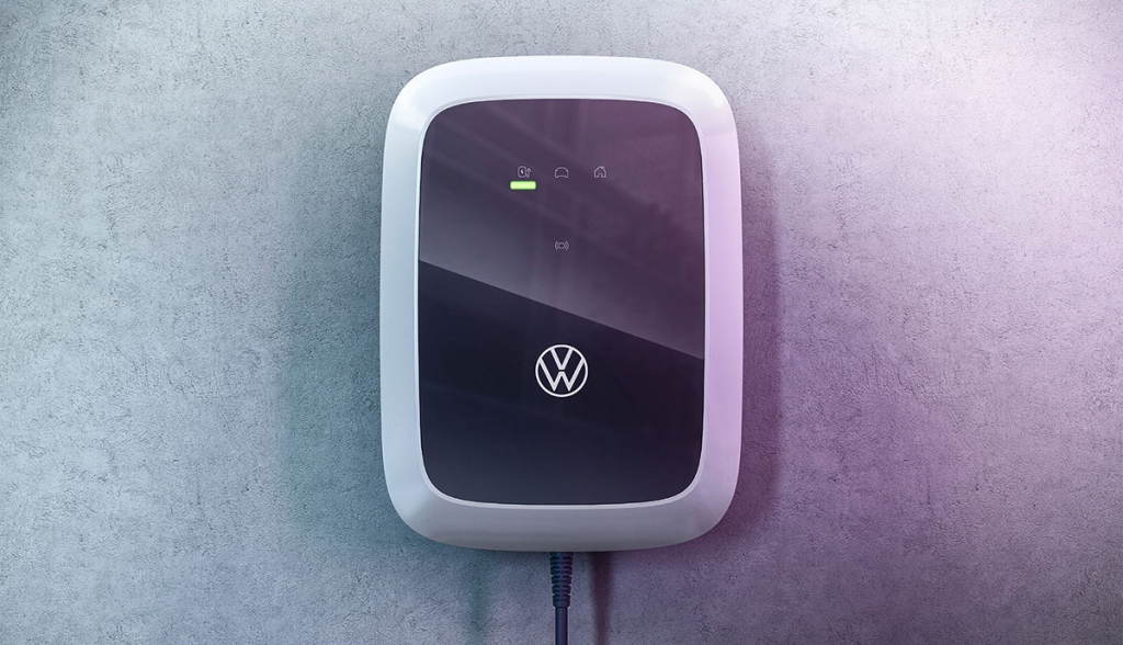 vw id charger