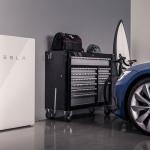 Tesla Powerwall Größe