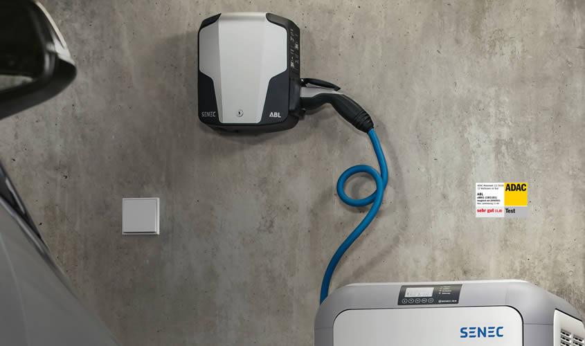 wallbox stromspeicher photovoltaik
