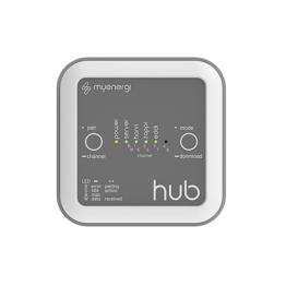 myenegi hub für App Steuerung
