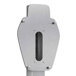 bmw wallbox stele adapterplatte