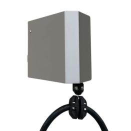 Clean Charge Wallbox Kabelhalterung