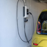 Kabelhalter für Wallbox