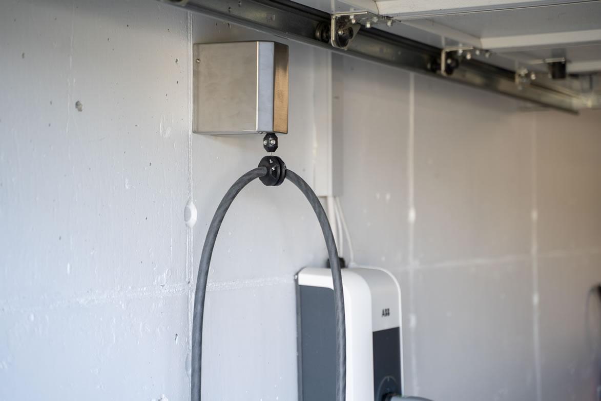 Clean Charge Kabelhalterung
