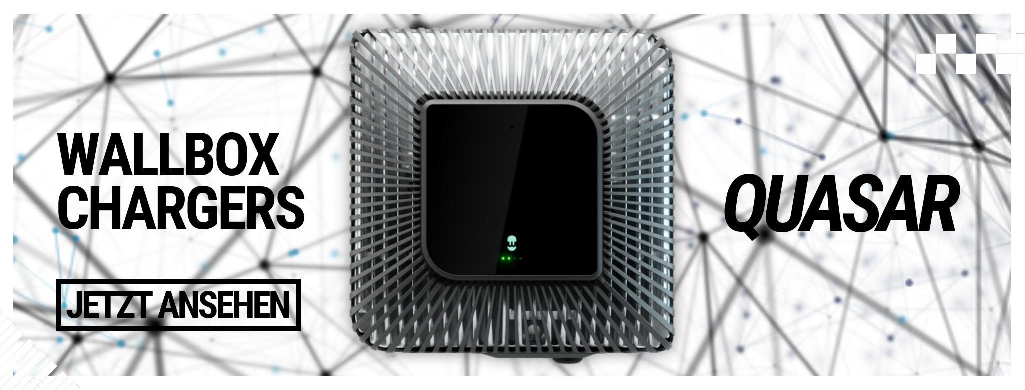wallbox chargers quasar